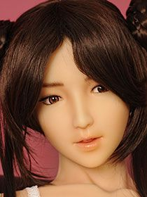 DS DOLL Head Jiaxin