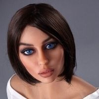 IRONTECH DOLL Head Natalia