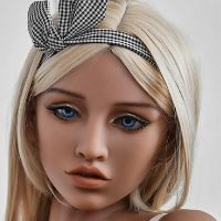 IRONTECH DOLL Head VICTORIA