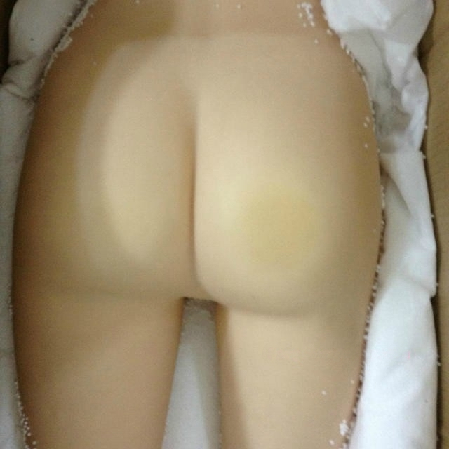 How to remove TPE asian sex doll stains ?