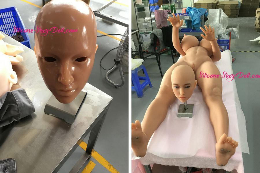 Molds of sex doll