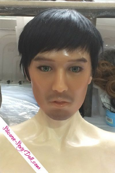 DS Doll Male doll, pics after production