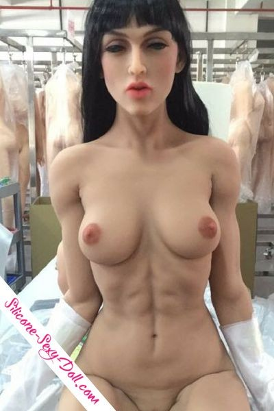 Muscular sex doll from 6YE Premium